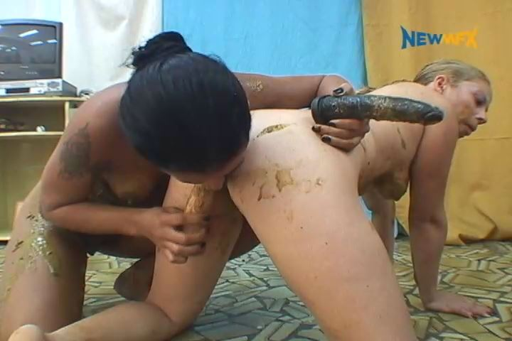 [NEW SCAT IN BRAZIL / NEWMFX] DILDOS AND SHIT. Featuring: Latifa, Karla [SD][480p][MP4]