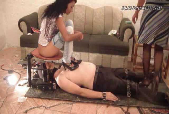 [DOM-PRINCESS] Using Toiletslave is good, forced Consumption is better [SD][432p][WMV]