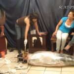 [DOM-PRINCESS] The Feeding and Filling of a Toilet Slave Part 7 Jessy [HD][720p][WMV]