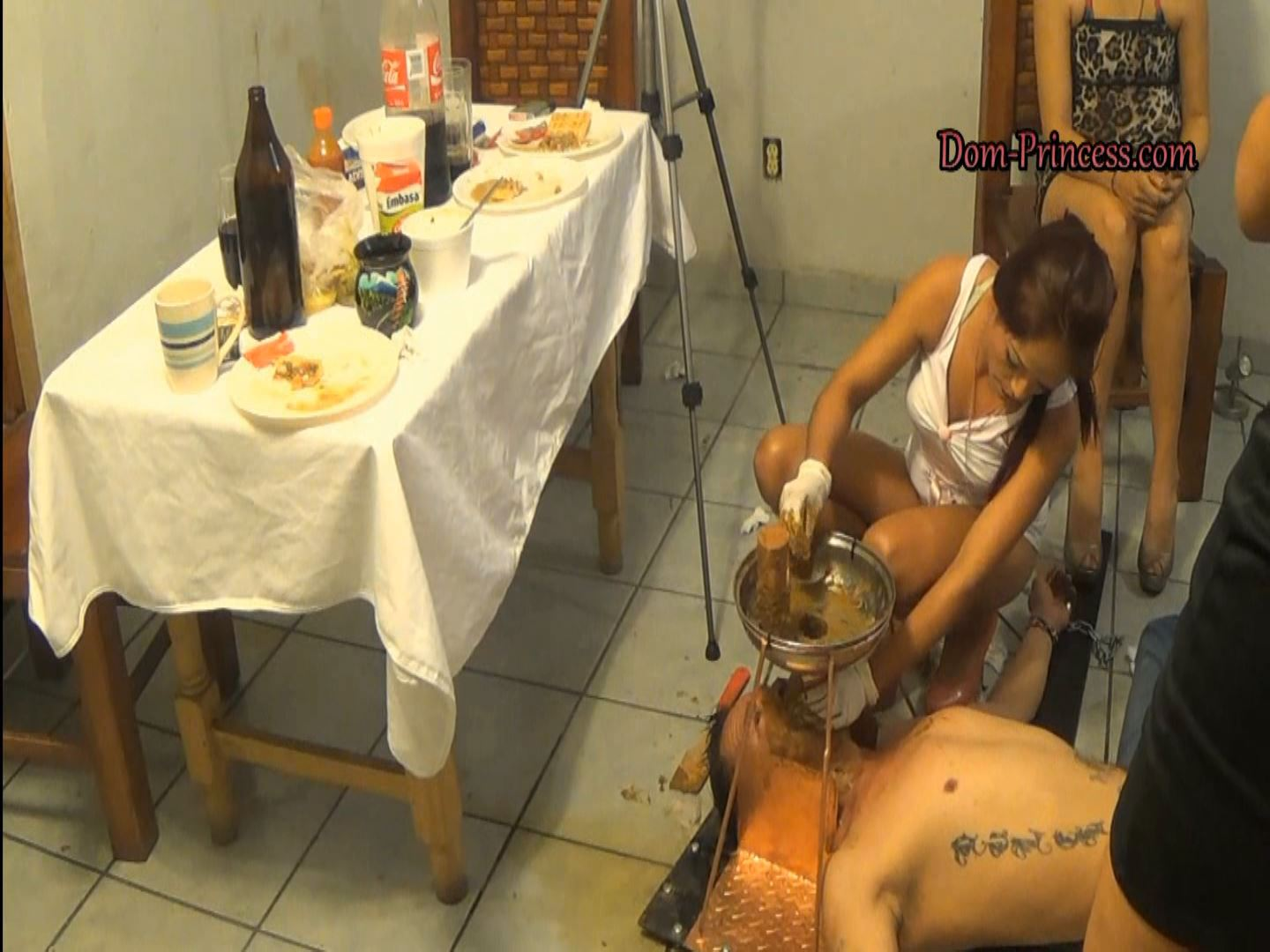 [DOM-PRINCESS] Toilet Mouth High Pressure System Part 7 The Feeding [FULL HD][1080p][WMV]