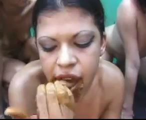 [SCAT FEMDOM MEDLEY] Brazilian scat compilation [LQ][240p][MP4]