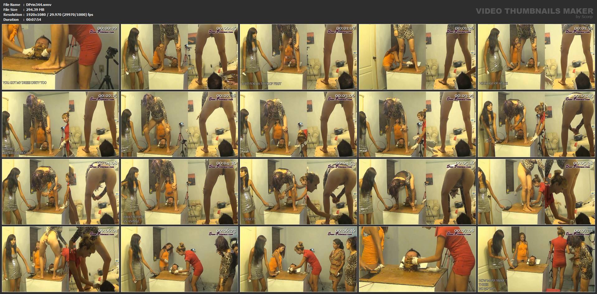 [DOM-PRINCESS] The Washing Machine Part 3 Christine [FULL HD][1080p][WMV]