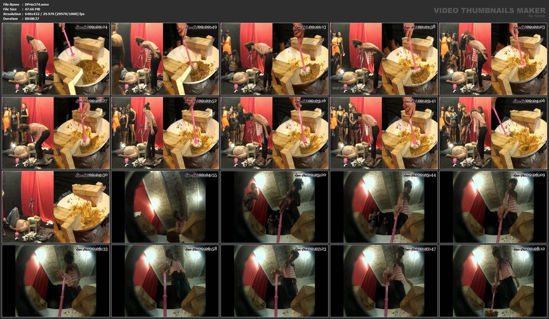[DOM-PRINCESS] Dark Toilet Ideas The next Level Part 09 The Feeding [SD][432p][WMV]