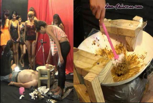 [DOM-PRINCESS] Dark Toilet Ideas The next Level Part 09 The Feeding [SD][432p][WMV]