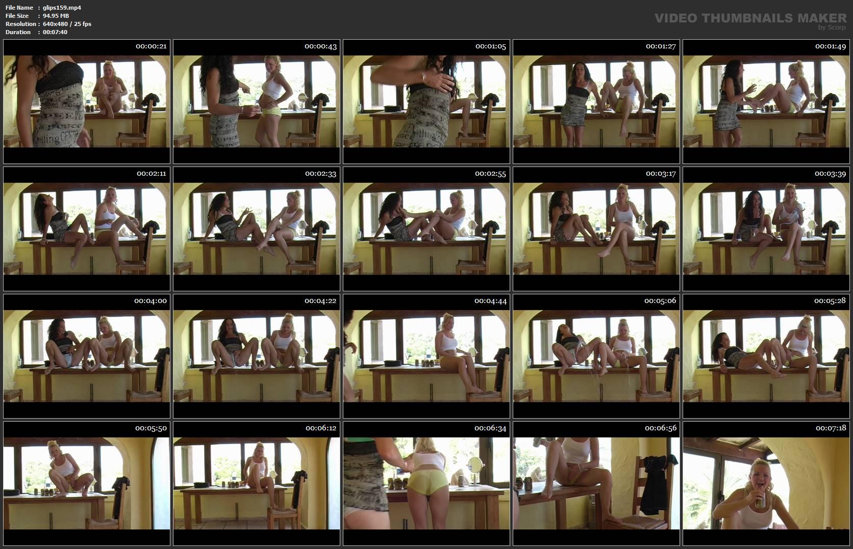 [GLIMPSE IT] Rare GLIMPSE piss video 159 [SD][480p][MP4]