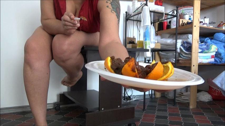 [MISTRESS ROBERTA]Kaviar On Orange Pov [SD][480p][MP4]