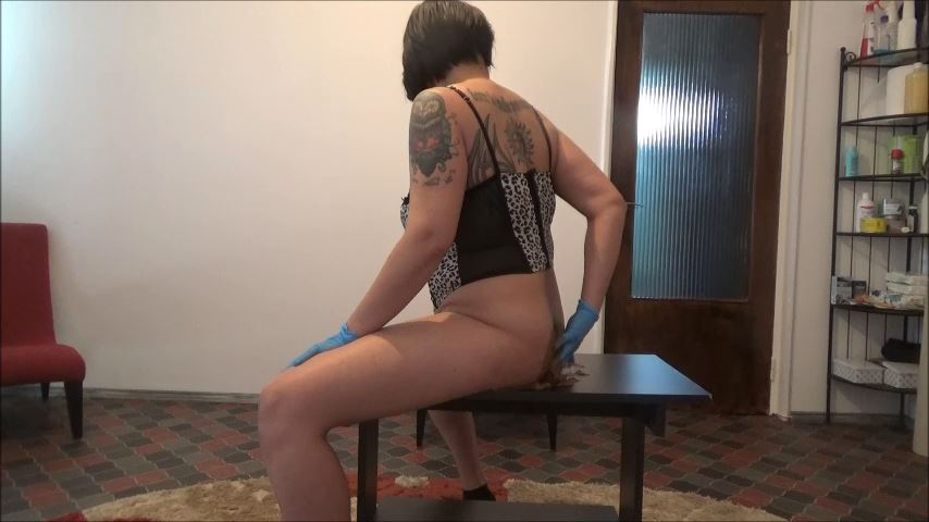 [MISTRESS ROBERTA]Messy Ass For Breakfast Pov [SD][480p][MP4]