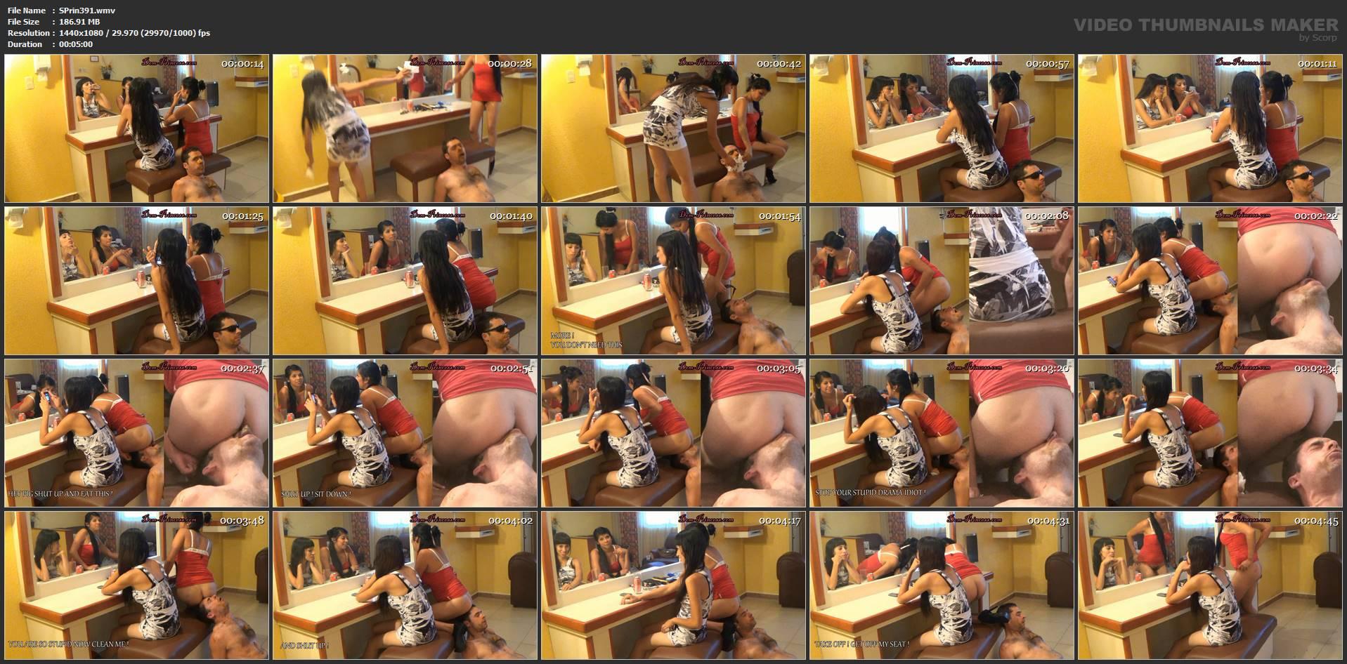 [SCAT-PRINCESS] First Time Slave Part 3 Samantha [FULL HD][1080p][WMV]