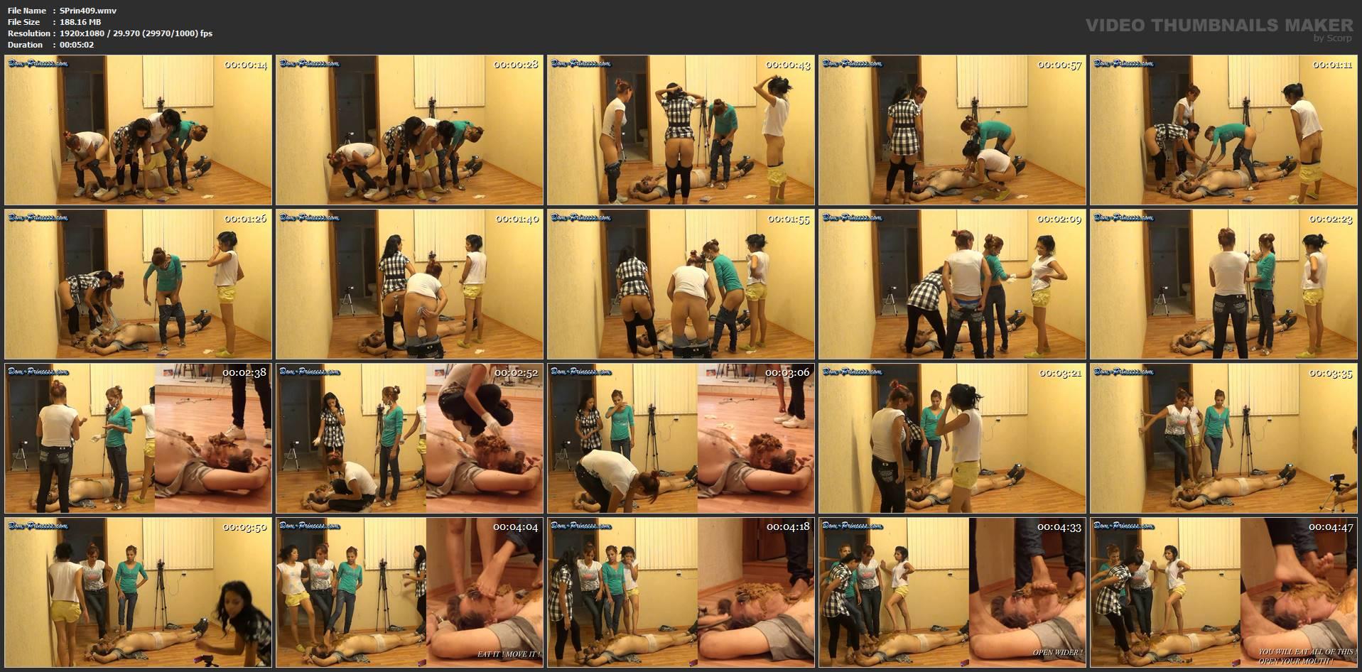 [SCAT-PRINCESS] Occupied Toilet. Next 5 Minutes into the Dispute Part 5 [FULL HD][1080p][WMV]