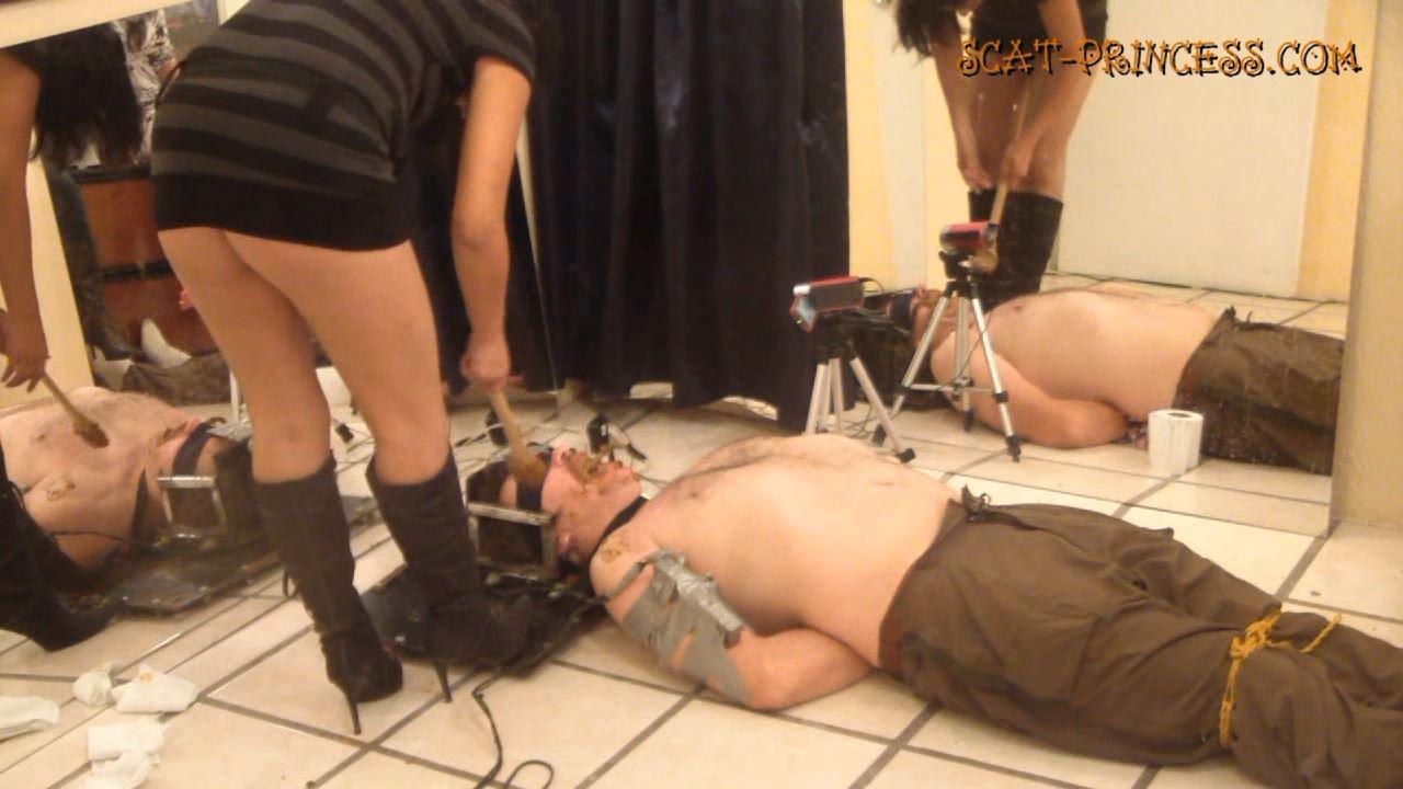 [SCAT-PRINCESS] Lets pump some Poop into him Part 2 Diana [HD][720p][WMV]