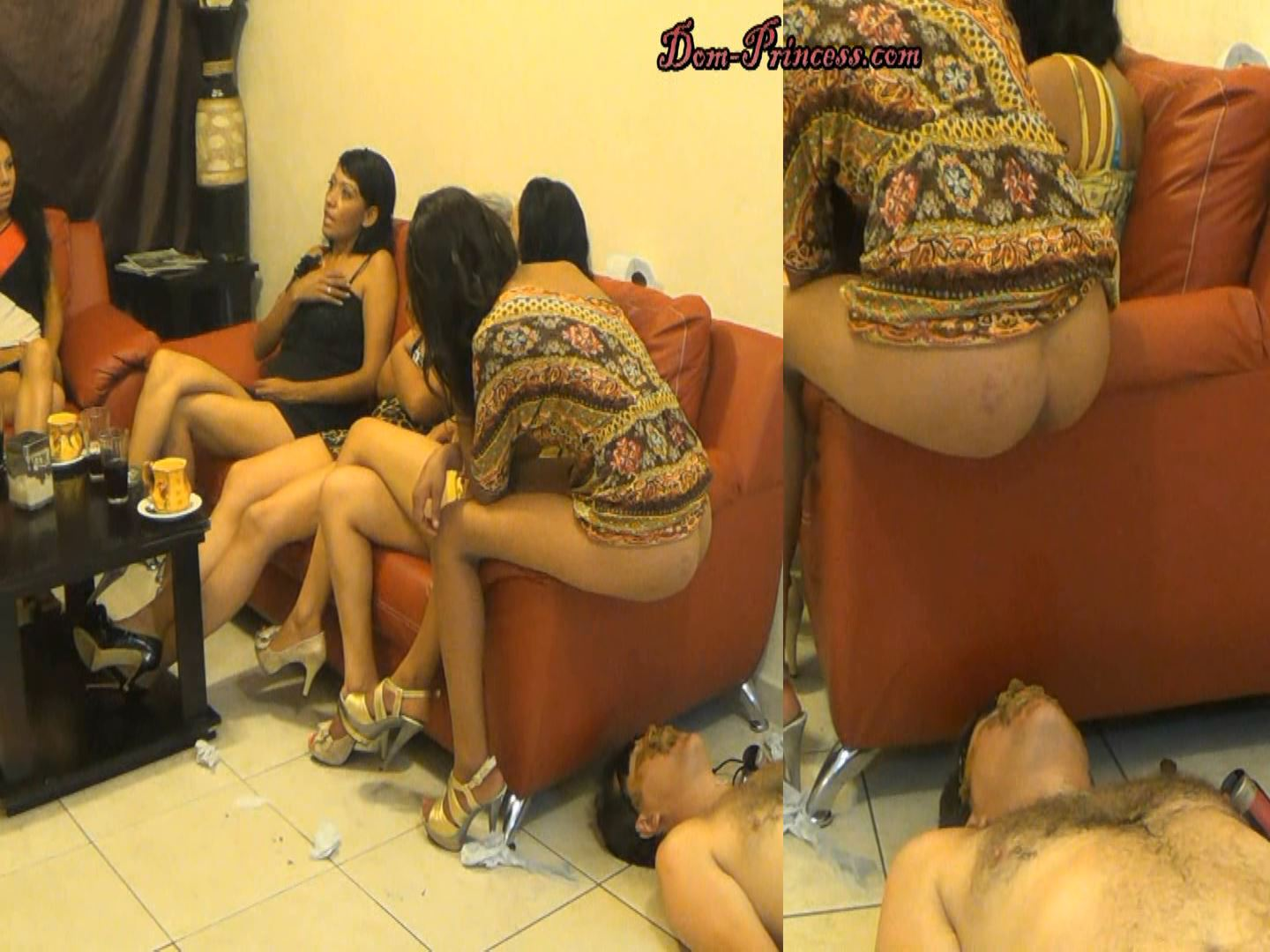 [SCAT-PRINCESS] Human Toilet on the Side Part 6 Andrea [FULL HD][1080p][WMV]