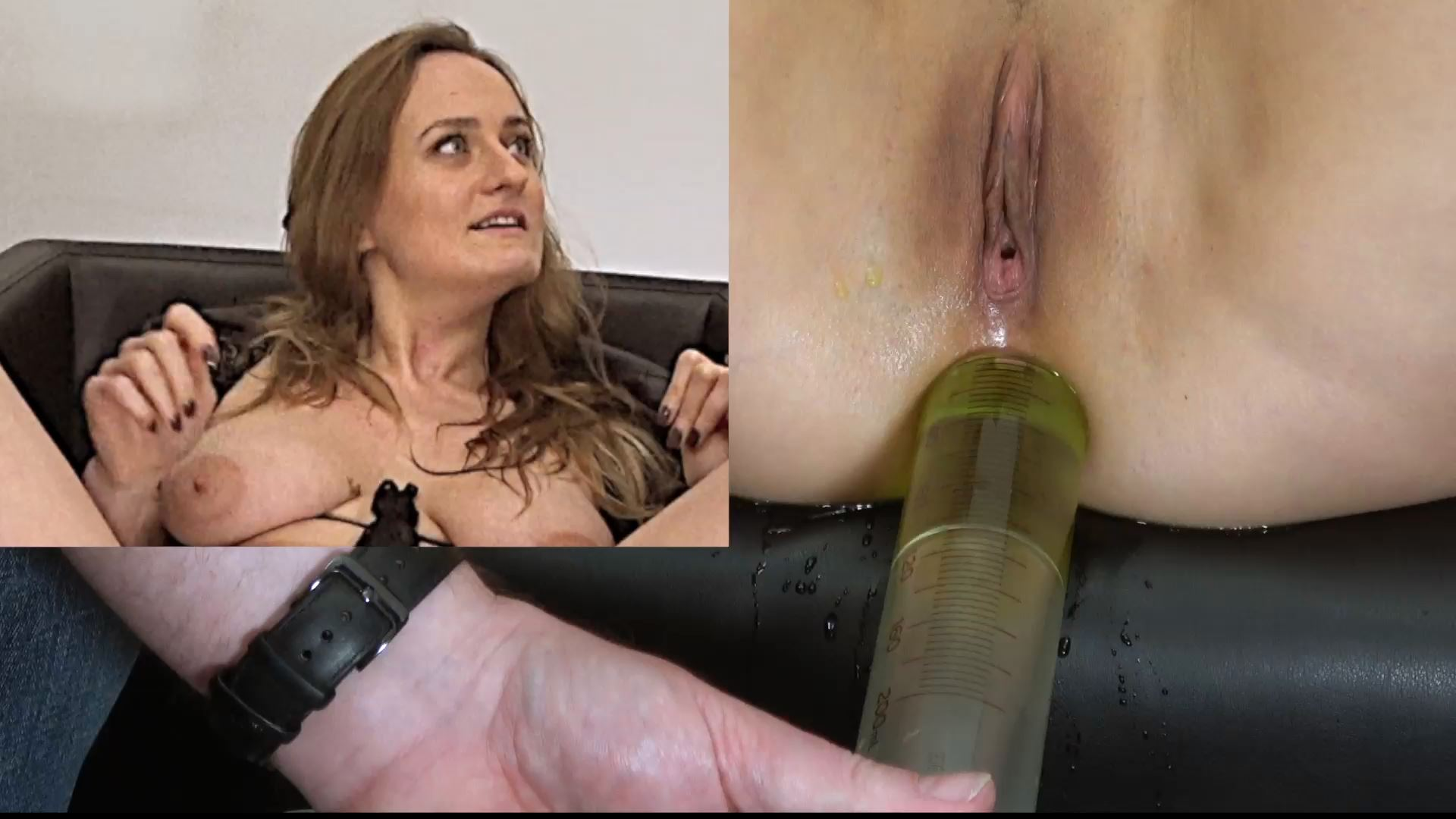 [WATER AND POWER] Giggling Orgasm Inflation 1 - Ela Winters [FULL HD][1080p][MP4]