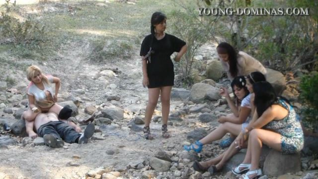 [YOUNG-DOMINAS] Toilet Slave Outback Walk Part 1 [LQ][360p][WMV]