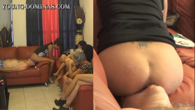 [YOUNG-DOMINAS] Poop Sessions On Couch Part 4 [LQ][360p][WMV]