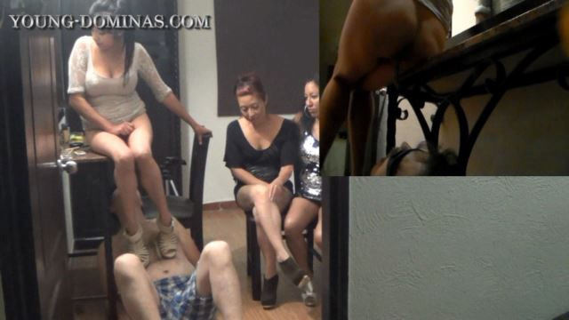 [YOUNG-DOMINAS] Zamantha Urded To Shit [LQ][360p][WMV]