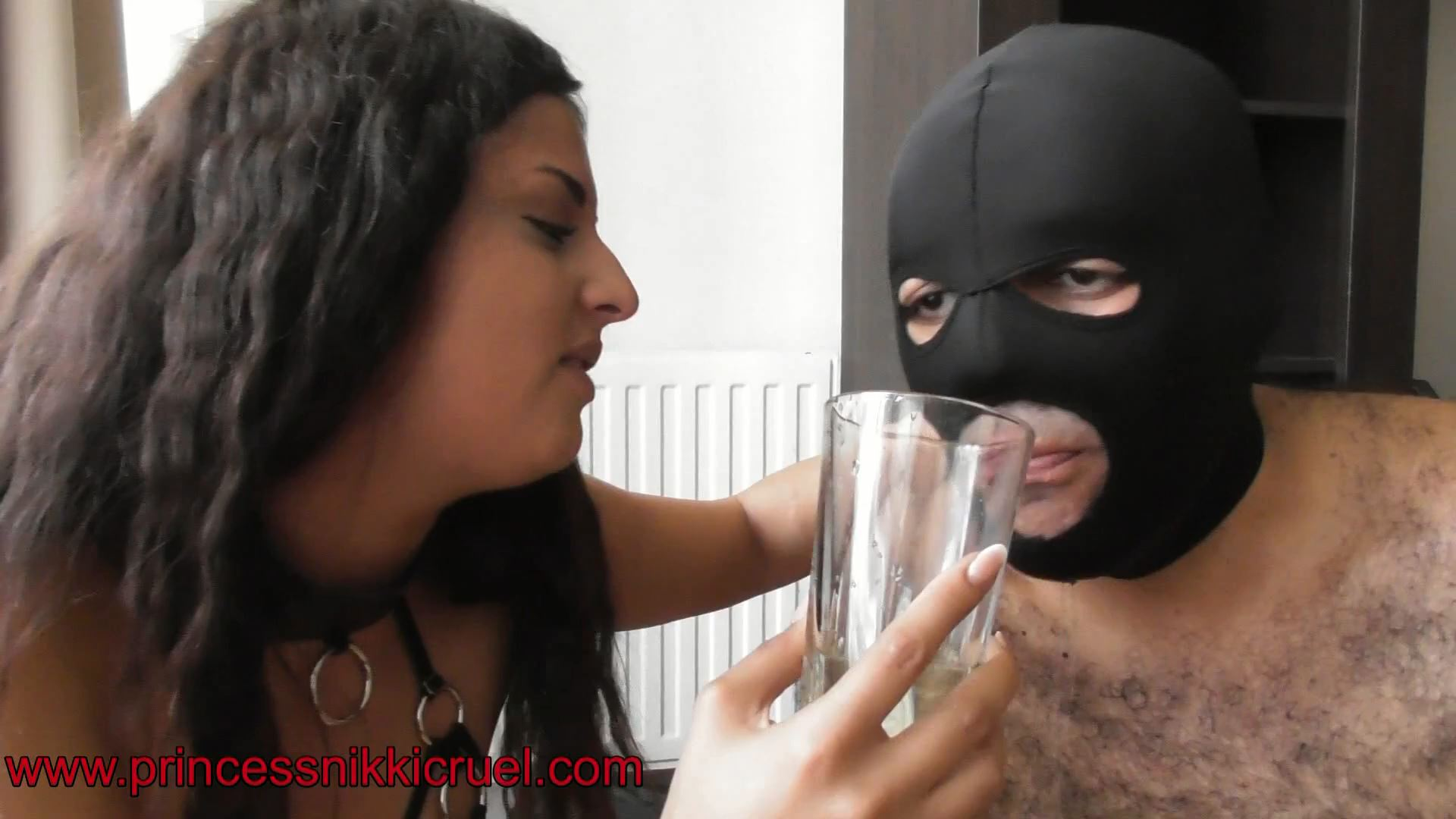 [PRINCESS NIKKI'S EMPIRE] Piss From Me And Coco. Featuring: Nikki Cruel [FULL HD][1080p][MP4]
