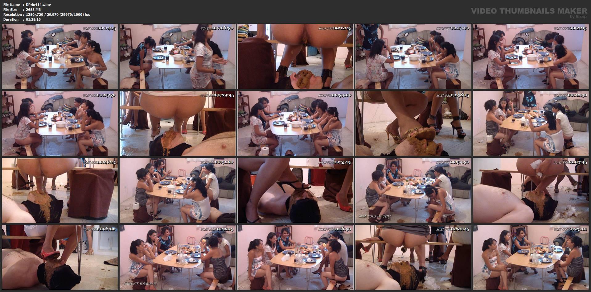 [DOM-PRINCESS] True Toiletslavery Subt [HD][720p][WMV]