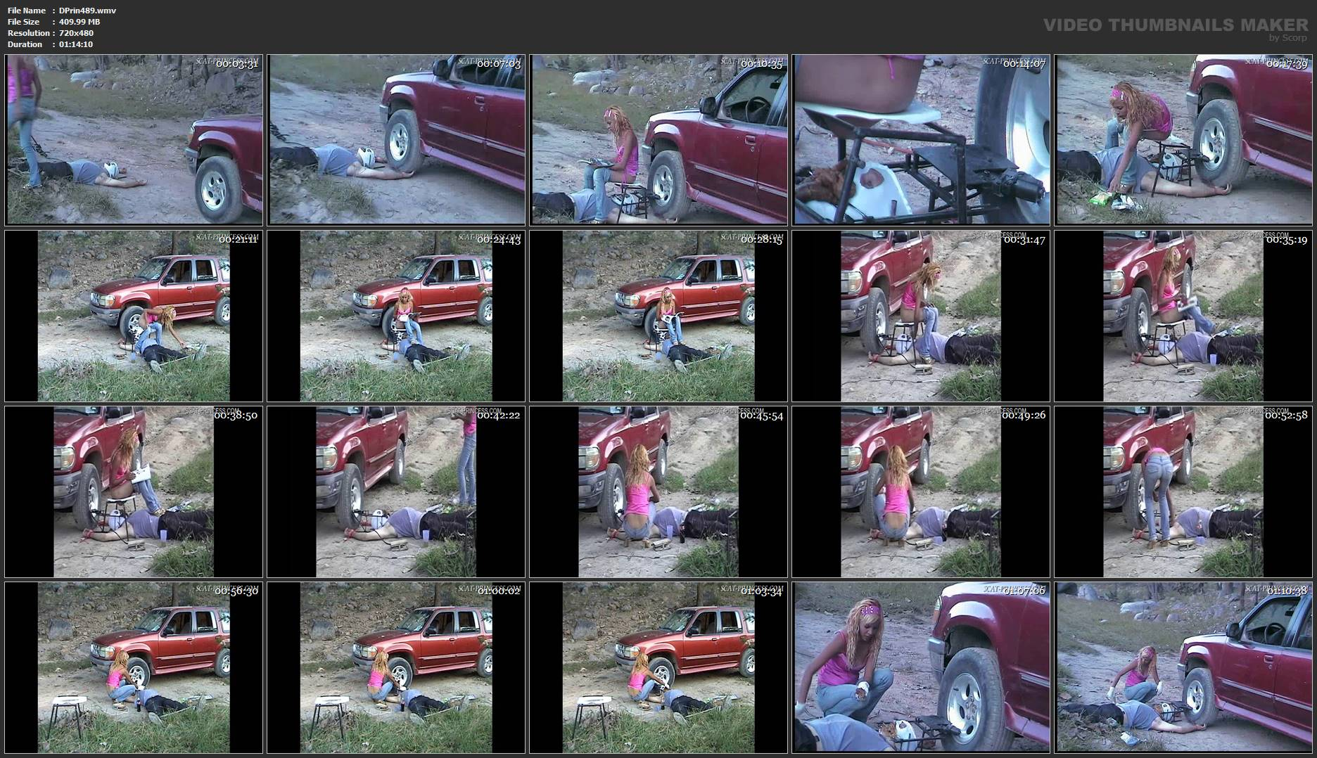 [DOM-PRINCESS] Chrystal Car 2 [SD][480p][WMV]