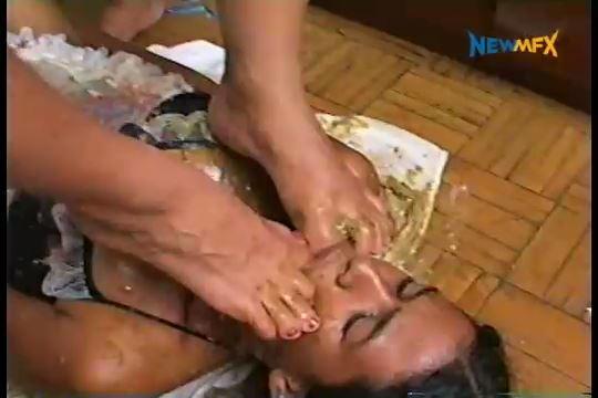 [PISS IN BRAZIL / NEWMFX] PUNISHMENT AT ANGEL'S HOUSE. Featuring: Latifa, Angel, Renata [LQ][360p][MP4]